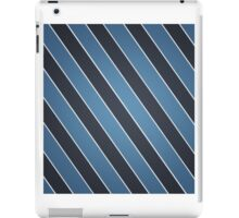 Blue Stripes iPad Case/Skin