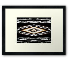 Corrugated! Framed Print