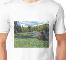 Cragside Bluebells Unisex T-Shirt