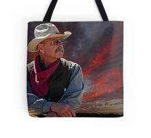 End of a hard day Tote Bag