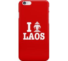I Erawan (Love) Laos iPhone Case/Skin