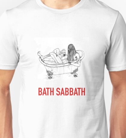 Bath Metal Unisex T-Shirt