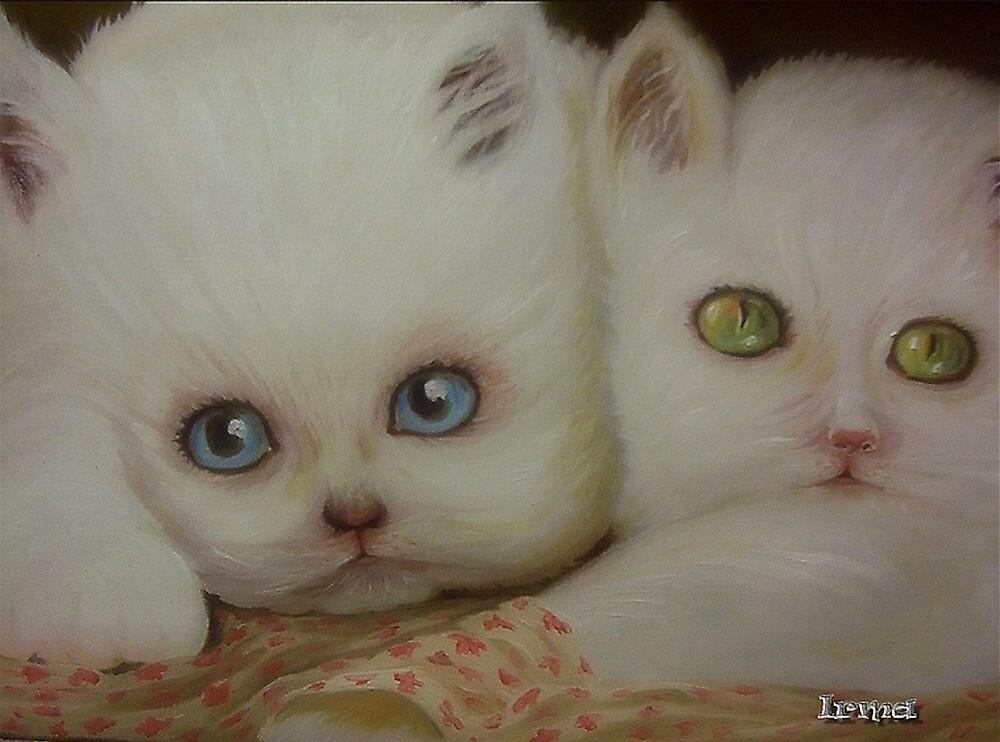 Two Cute Kittens by Noel78