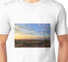 Sunrise over Grape Orchards and Immenstaad - Lake Constance Unisex T-Shirt