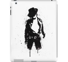 Michael Jackson ink Portrait iPad Case/Skin