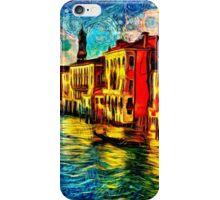 One Day In Venice Fine Art Print iPhone Case/Skin