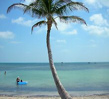 Key West Beach by aura2000