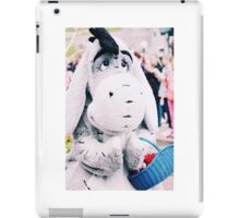 Happy Eeyore iPad Case/Skin