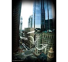 Boston Photographic Print
