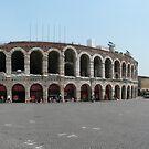 Roman arena, Verona by pljvv