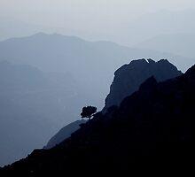 from mount koronos, naxos, greece by Stuart Thorpe