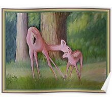 Deer Love! Poster
