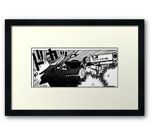 alucard IV Framed Print