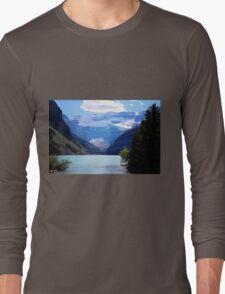 Lake Louise Long Sleeve T-Shirt