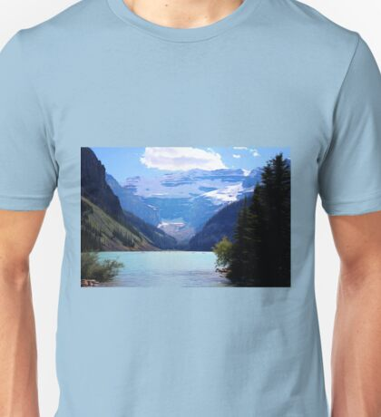 Lake Louise Unisex T-Shirt