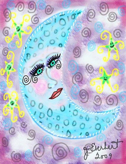 Mrs Moony by Julie Everhart