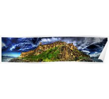 Fuerte San Felipe del Morro (El Morro Fort) Poster