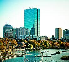 Back Bay, Boston, MA by TrinityShot