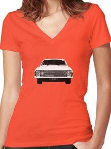 1967 HR Holden Tshirt Women's Fitted V-Neck T-Shirt