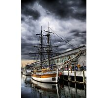 shiver me timbers Photographic Print