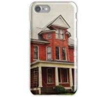 Another home town mansion iPhone Case/Skin