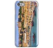 Valetta Harbour iPhone Case/Skin
