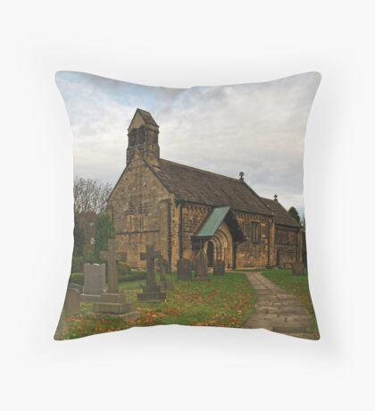 St. John the Baptist, Adel Throw Pillow