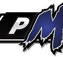 Project M logo Sticker by worsedoughnut