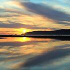 Kapiti Sunset by Barry Culling