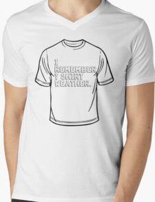 T Shirt Weather Mens V-Neck T-Shirt