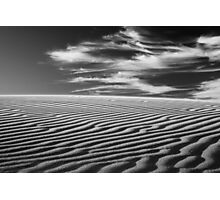 Ripples & Mare's Tails Photographic Print