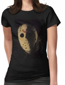 Voorhees Womens Fitted T-Shirt