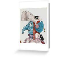 Elephantine Greeting Card