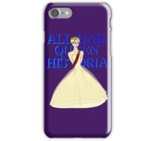All Hail Queen Historia iPhone Case/Skin