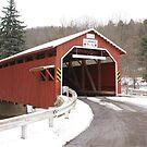 Patterson No.112 Covered Bridge by enyaw