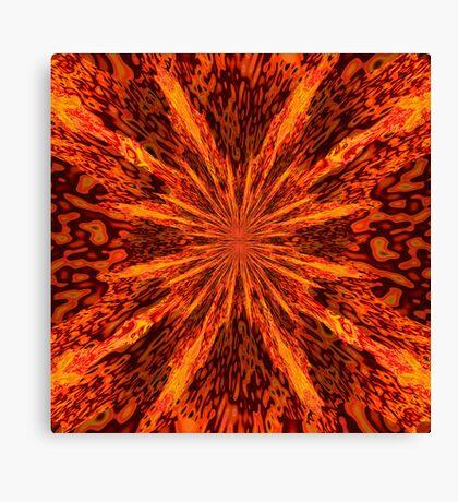 Born in Fire Canvas Print