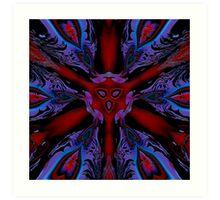 Deep Red (2000) Art Print