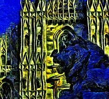 Milan Cathedral  Fine Art Print by stockfineart