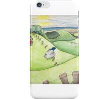 Home (Kiwiana) iPhone Case/Skin