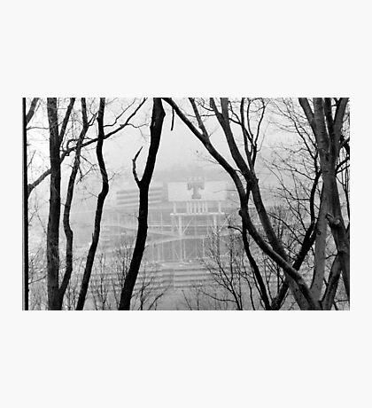 Neyland Stadium Photographic Print