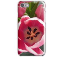 Pink Tulips iPhone Case/Skin