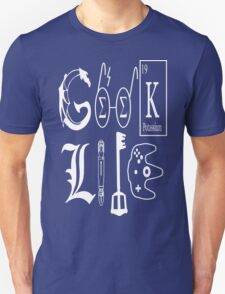 Geek Life White Version T-Shirt