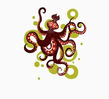 Ornamented Octopus Unisex T-Shirt