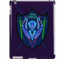 Nexus Templars iPad Case/Skin