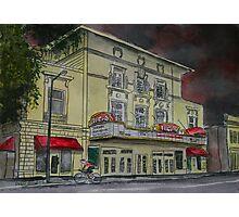 Lucas Theatre Savannah GA Art Photographic Print