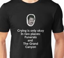 Crying Unisex T-Shirt