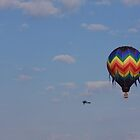 Balloon Festival by TomBrower