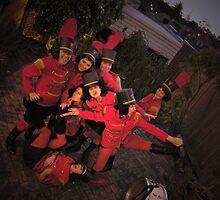 red brigade by rebecca Lara bartlett