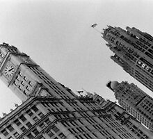 Downtown Chicago 3 by Brian Murray