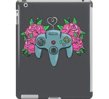 Retro Girl Gaming iPad Case/Skin